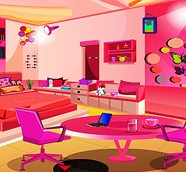 Escape Pink Girl Room
