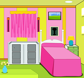 Escape Colored Baby Room