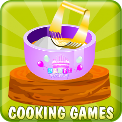 Birthday Cake - Cooking Games