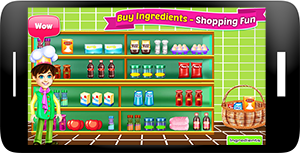 Bake Cupcakes - Cooking Games Screenshot 2