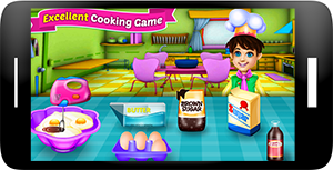 Bake Cupcakes - Cooking Games Screenshot 1