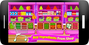 Gelato Passion - Cooking Games Screenshot 2