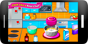 Bake Cupcakes - Cooking Games Screenshot 4