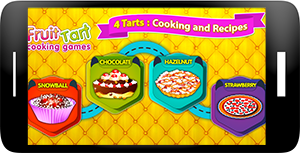 Fruit Tart - Cooking Games Screenshot 1