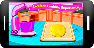 Sweet Cookies - Game for Girls Screenshot 5