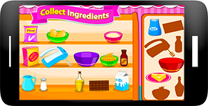 Sweet Cookies - Game for Girls Screenshot 6