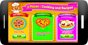 Pizza Maker - Cooking Games Screenshot 1