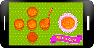 Carrot Cupcakes - Coking Games Screenshot 5